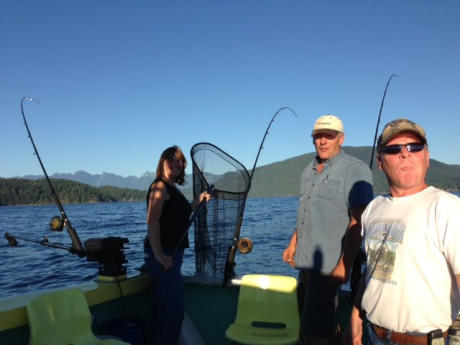 Bc fishing charters fishing licenses for How much does it cost to get a fishing license