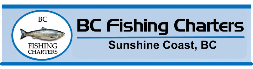 BC Fishing Charters Reservations and Inquiry  Form